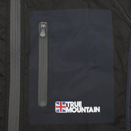 TRUE MOUNTAIN[トゥルーマウンテン]ULTRALITE STRECH HOODY