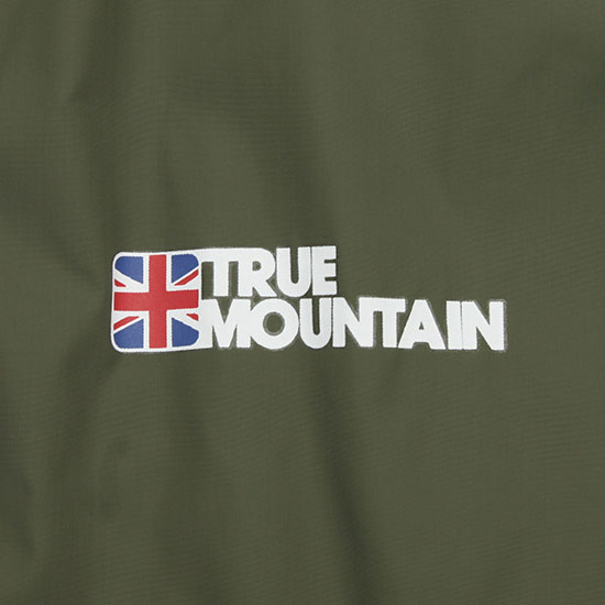 TRUE MOUNTAIN[トゥルーマウンテン]ULTRALITE STRECH SMOCK