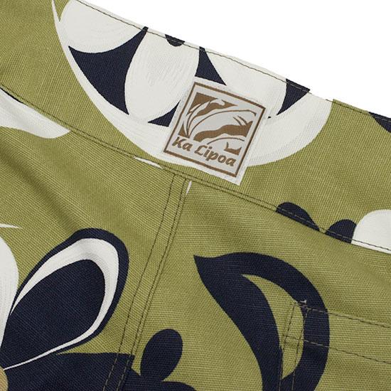 【ステッカープレゼント中】Ka Lipoa[カリポア] サーフトランクス VINTAGE CLOTH
