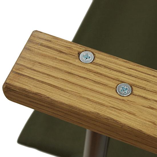 British Military Folding Chair [ブリティッシュミリタリーフォールディングチェアー]BMFC OLIVE