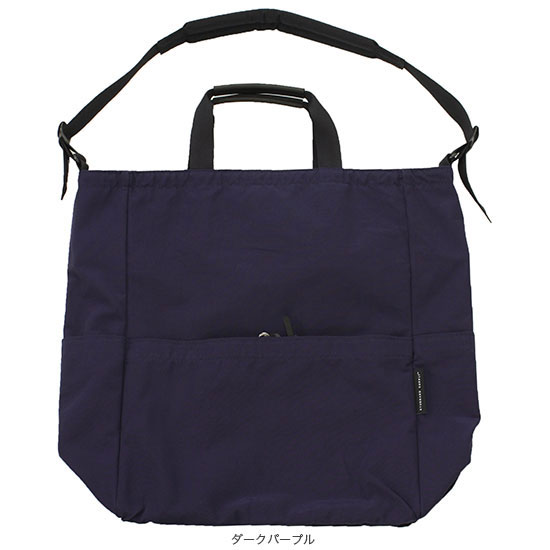 STANDARD SUPPLY[スタンダードサプライ] ZIP TOTE 2WAY TOTE SMALL