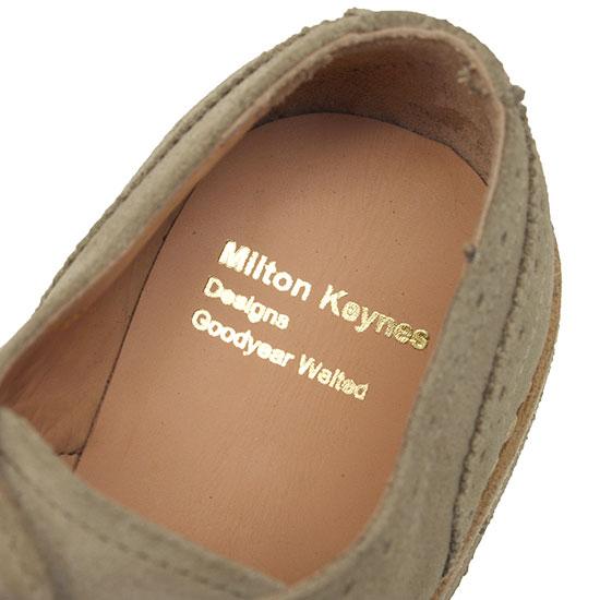 【再入荷】Milton Keynes[ミルトンキーンズ]WING TIP GW501-9764