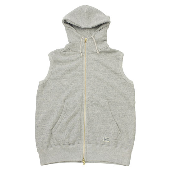 Kepani[ケパニ]Brooklyn Parka Vest KP1802MS