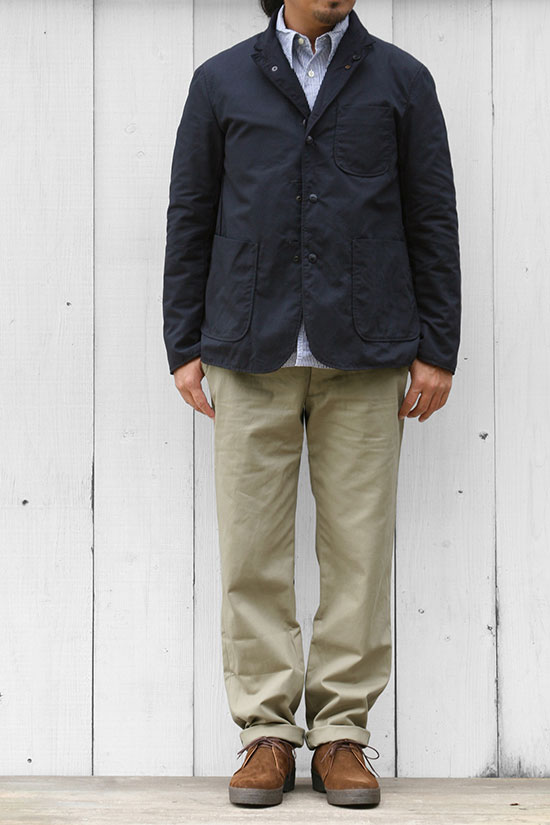 Engineered Garments[エンジニアド ガーメンツ]WORKADAY 41 KHAKI