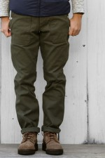 SASSAFRAS[ササフラス]FALL LEAF SPRAYER PANTS 161157