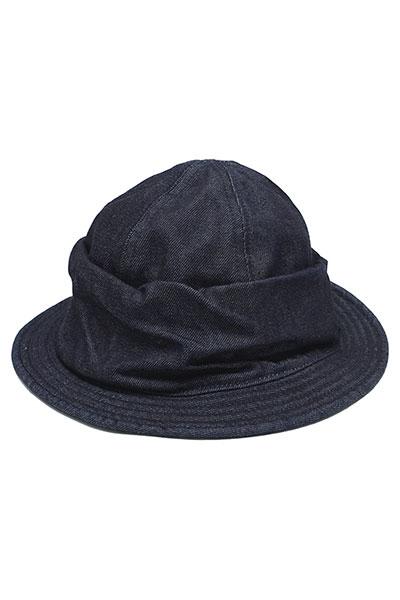 DECHO[デコー]MOUNTAIN HAT ONE WASH DEN04