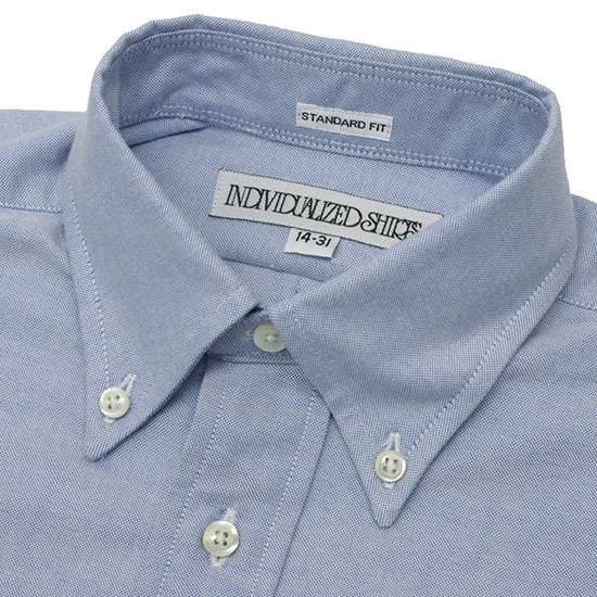 INDIVIDUALIZED SHIRTS[インディビジュアライズドシャツ]別注 PULL OVER B.D SHIRTS