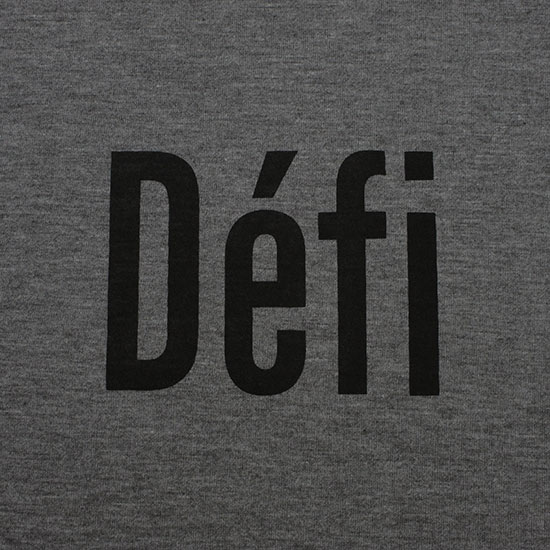Direction[ディレクション]Defi FRONT&BACK PRINT T-SHIRTS 02022017
