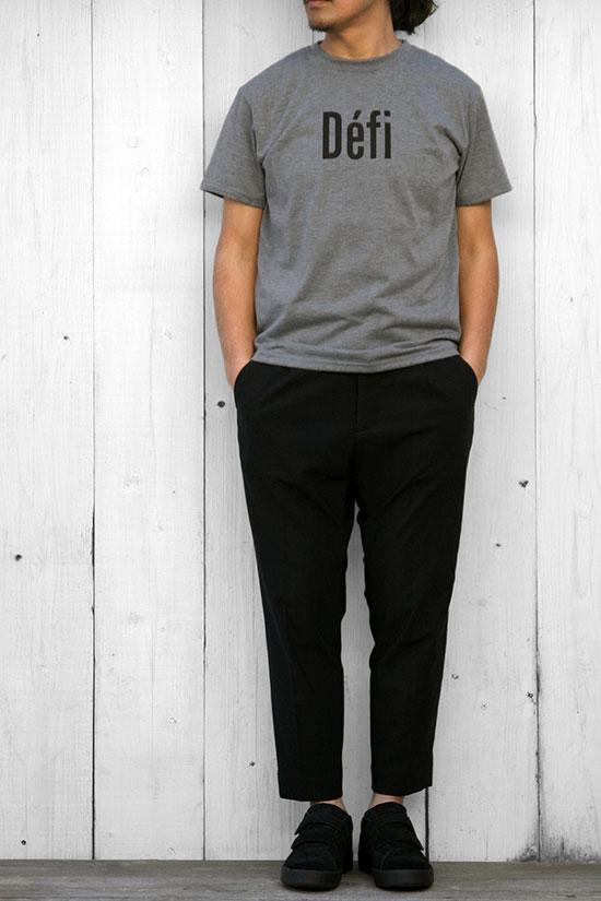 Direction[ディレクション]Defi FRONT&BACK PRINT T-SHIRTS 02022017