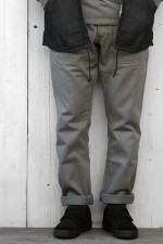 SASSAFRAS[ササフラス]FALL LEAF SPRAYER PANTS T/C TWILL 60/40 171196