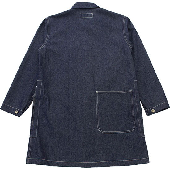 Engineered Garments[エンジニアド ガーメンツ]WORKADAY SHOP COAT 6.5OZ