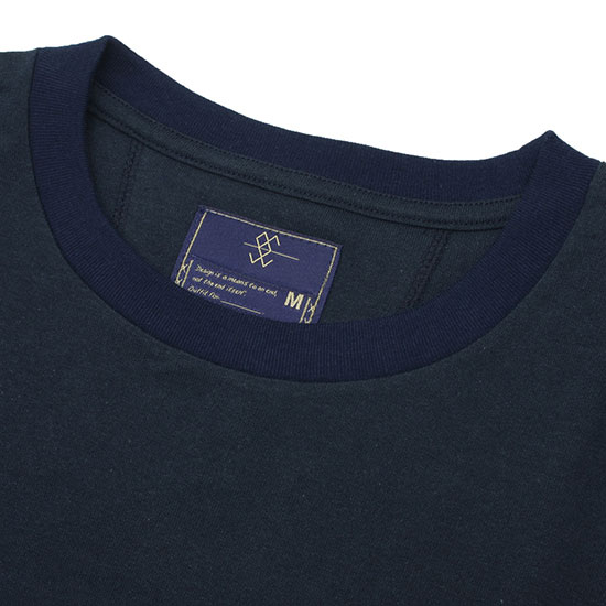 meanswhile[ミーンズワイル]PACKABLE POCKET TEE