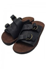 nakamura[ナカムラ]DOUBLE RING STRAP SANDAL ZR-01