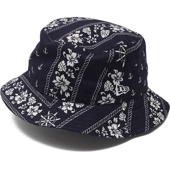 NEW ERA[ニューエラ]BUCKET HAT SAILOR CLOTH