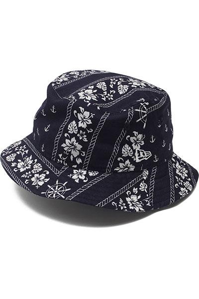 NEW ERA[ニューエラ]BUCKET HAT SAILOR CLOTH