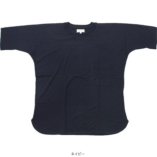 pyjama clothing[ピジャマクロージング]ハーフスリーブポケットビッグT-SHIRTS