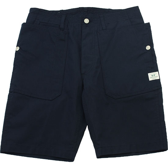 SASSAFRAS[ササフラス]FALL LEAF SPRAYER PANTS 1/2 C/N OXFORD
