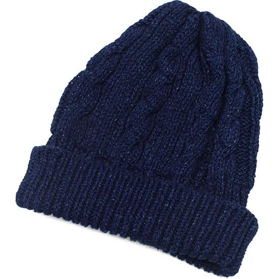 DECK HAND[デックハンド]COTTON  KNIT CAP