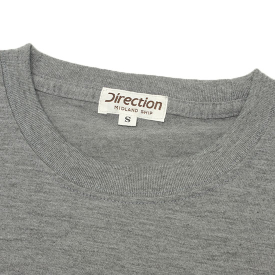 Direction[ディレクション]Defi FRONT&BACK REFLECTOR PRINT