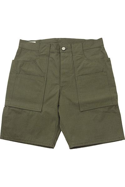 SASSAFRAS[ササフラス]Weeds Pants 1/2 Cordura Ripstop