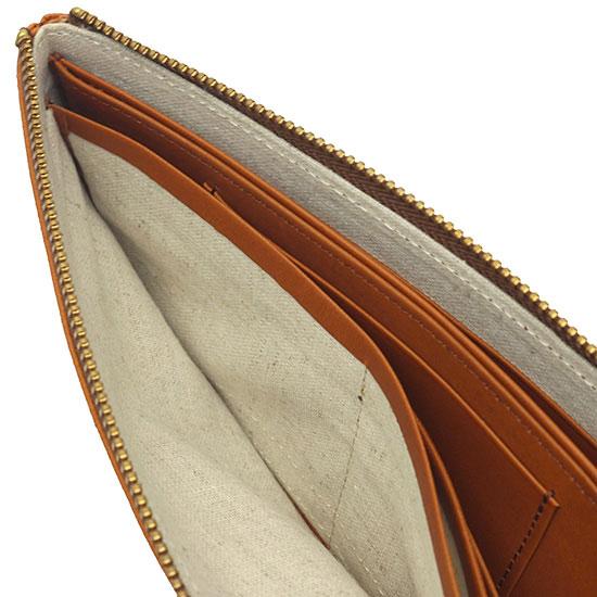 SLOW[スロー]bono Smart Long Wallet SO630F