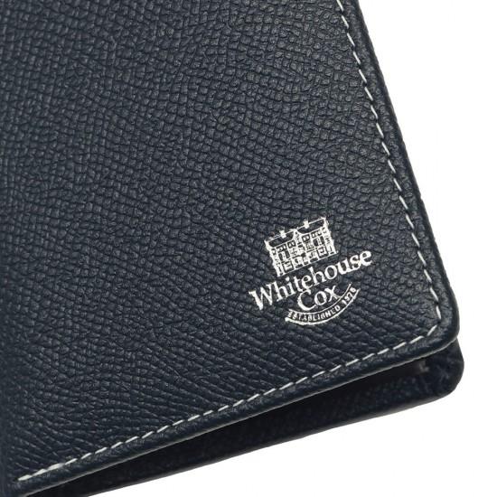 Whitehouse Cox[ホワイトハウスコックス]別注コンパクトウォレット S9632 LONDON