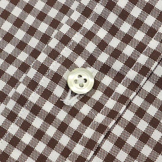 INDIVIDUALIZED SHIRTS[インディビジュアライズドシャツ]OXFORD GINGHAM CHECK STANDARD FIT