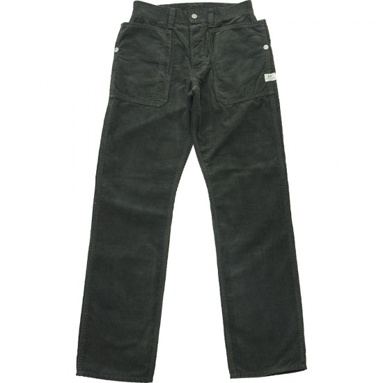 SASSAFRAS[ササフラス]FALL LEAF PANTS CORDUROY