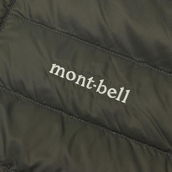 mont-bell[モンベル]スペリオダウンラウンドネックベスト 1101505