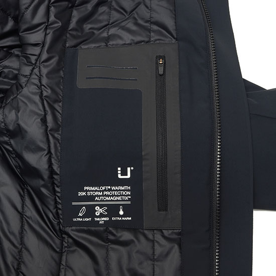 UBER[ウーバー]Regulator Hooded Jacket 7035