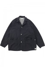 SASSAFRAS[ササフラス]Whole Hole Jacket Memory Oxford