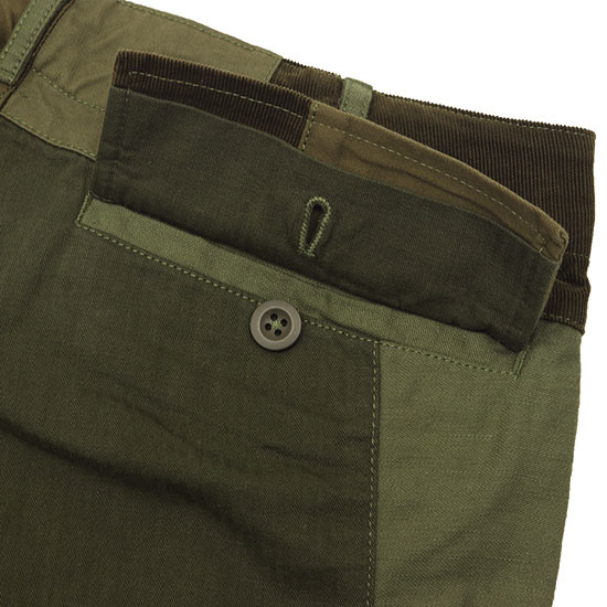 MOUNTAIN RESEARCH[マウンテンリサーチ]Patched Cargo Shorts MTR-2402