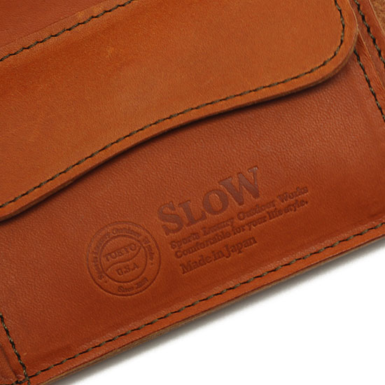SLOW[スロー]SHORT WALLET 333S71G