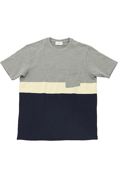 FLISTFIA[フリストフィア]Short Sleeve T-Shirts PT01016