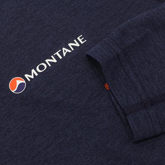 MONTANE[モンテイン]DART ZIP-NECK GMDAZNI