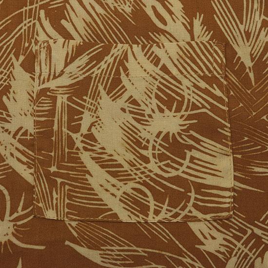 SALVAGE PUBLIC[サルベージパブリック]PALMS SHIRT