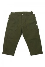 SASSAFRAS[ササフラス]Fall Leaf Gardener Pants 2/3 SF-181318
