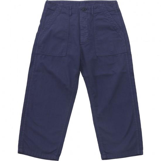 grown in the sun[グローンインザサン]CROPPED BUSH PANTS
