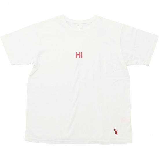 grown in the sun[グローンインザサン]Short Sleeve T-Shirts HI 5