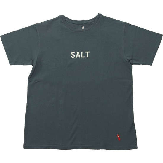 grown in the sun[グローンインザサン]Short Sleeve T-Shirts SALT WATER