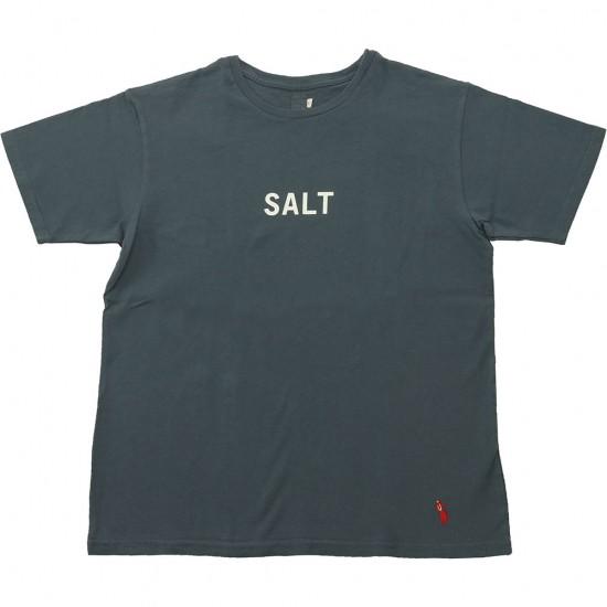 grown in the sun[グローンインザサン]Short Sleeve T-Shirts SALT WATER