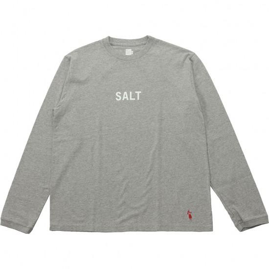 grown in the sun[グローンインザサン]Long Sleeve T-Shirts SALT WATER