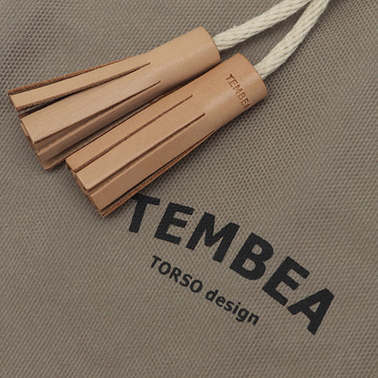TEMBEA[テンベア]GAME POUCH LOGO TMB-1479A