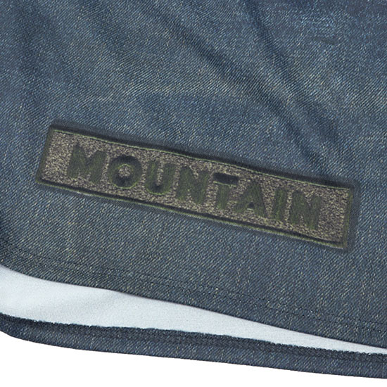 MOUNTAIN MARTIAL ARTS[マウンテンマーシャルアーツ] Denim Run Pants