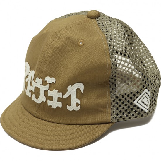 MOUNTAIN MARTIAL ARTS[マウンテンマーシャルアーツ]マイウェイ MESH CAP