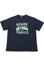 MOUNTAIN MARTIAL ARTS[マウンテンマーシャルアーツ]SHARE the TRAILS Tee 2018