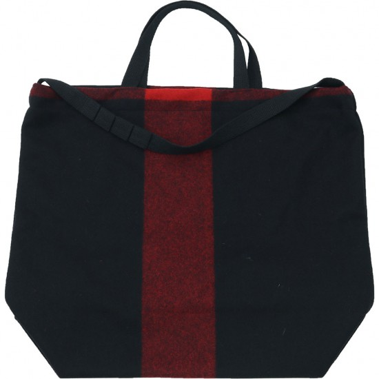 Engineered Garments[エンジニアド ガーメンツ]CARRY ALL TOTE W/STRAP WOOL MELTON