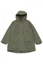 Engineered Garments[エンジニアド ガーメンツ]FIELD PARKA COTTON DOUBLE CLOTH