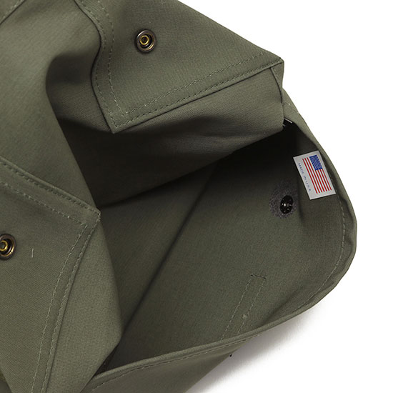 Engineered Garments[エンジニアド ガーメンツ]SHOULDER POUCH DOUBLE CLOTH
