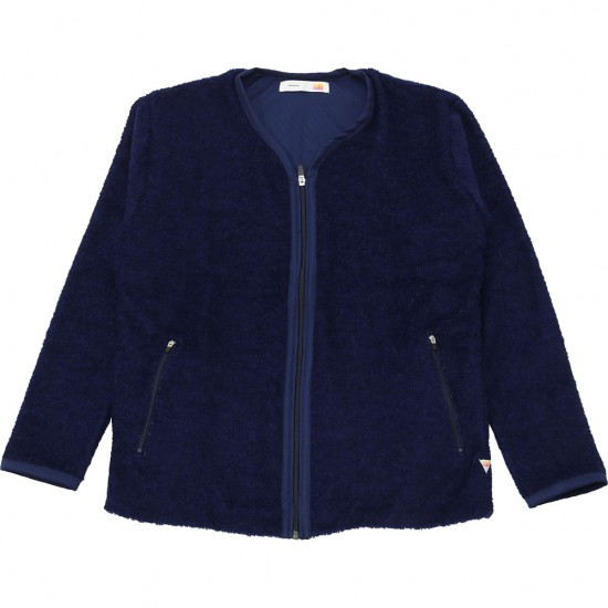 melple[メイプル]Muir Beach Zip Cardigan